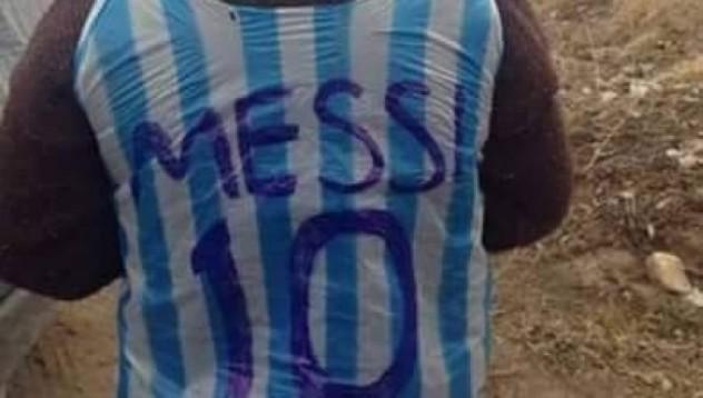 5-годишният фен на Меси ще сбъдне мечтата си