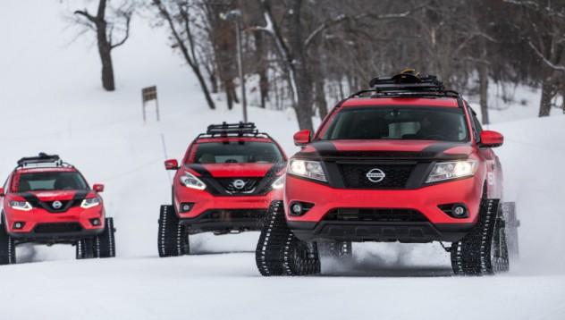 Nissan може да ви закара навсякъде