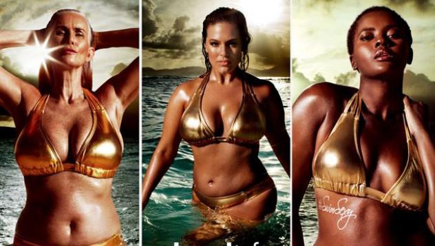 Sport Illustrated пуска бански за всички