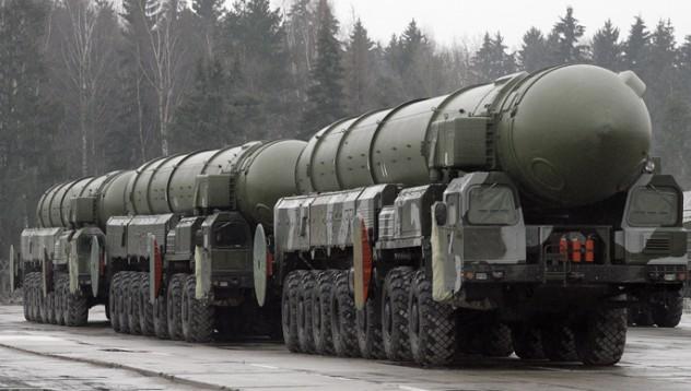Руски инженери разработват балистични ракети