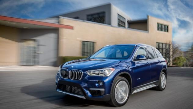 Новият BMW X1 с предно предаване