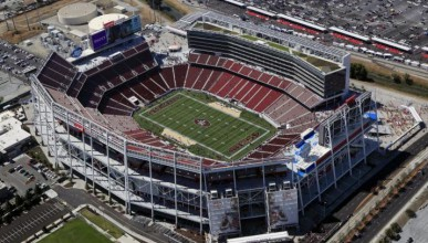 Супербоул ще се играе на най-технологичният стадион в света