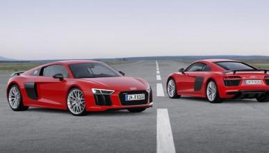 Audi представя R8 на Супербоул