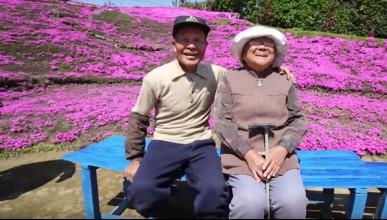 Японец работи 20 години, за да покаже любовта към жена си