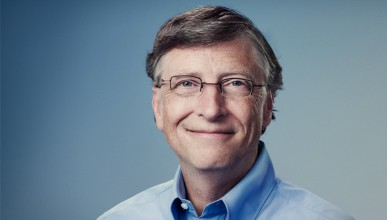 Бил Гейтс подкрепи ФБР