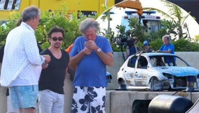 Автомобилната света троица снима в Барбадос