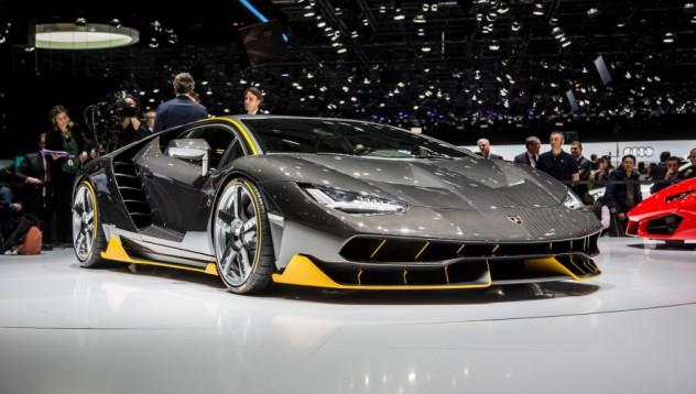 Lamborghini Centenario влиза във висшата лига