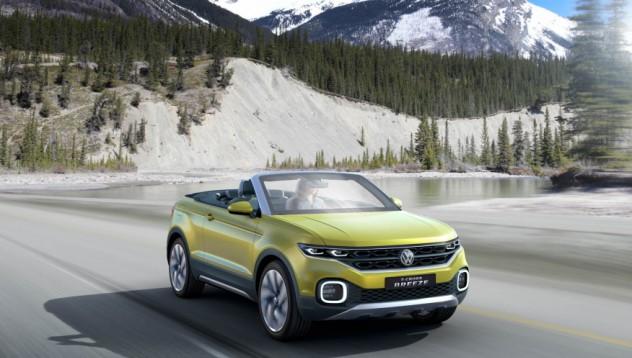 T-Cross Breeze е свеж въздух от VW