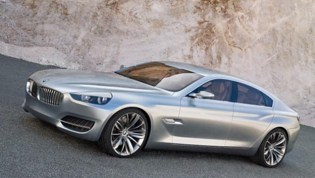 BMW работи върху Mega-Luxe
