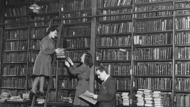 Библиотекар със заплата от 100 000 долара