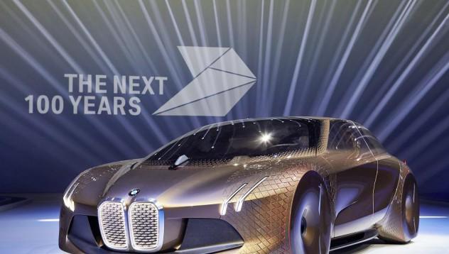 BMW отвежда в бъдещето