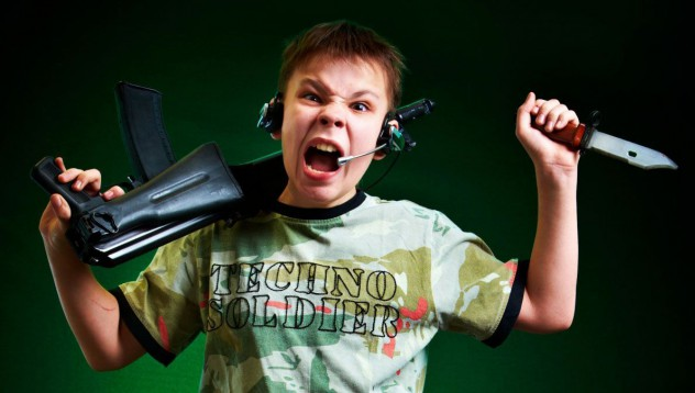 Видео игрите са полезни за детския ум