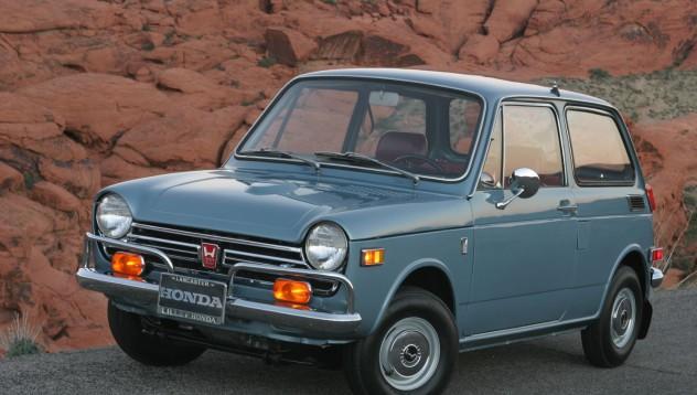 Фен реставрира първата Honda стъпила на американска земя