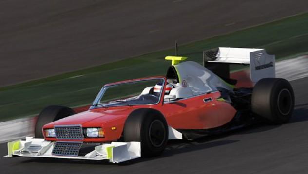 Перник подготвя отбор за Формула 1