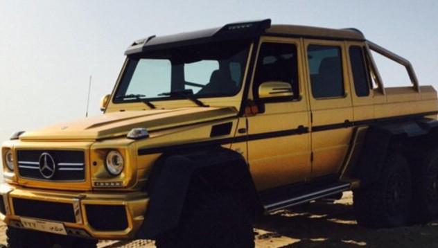 Скромният живот на един арабски милионер