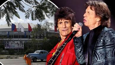 Rolling Stones ще свирят безплатно в Куба
