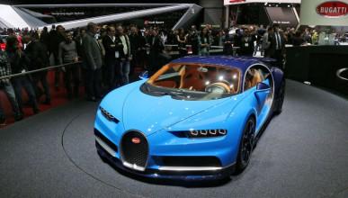 Bugatti Chiron е готов за нови рекорди