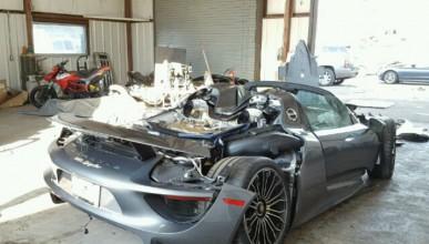 Porsche 918 за 100 000 долара