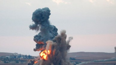 Руски войник дава собствените си координати за бомбардировка