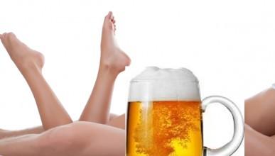Бирата увеличава мъжкото достойнство с 5-10 сантиметра