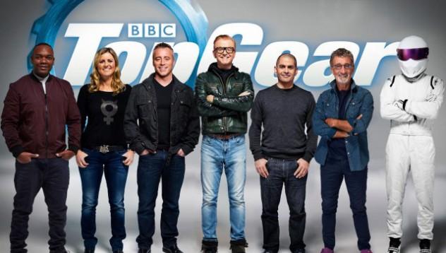 Ето как изглежда новият трейлър на Top Gear