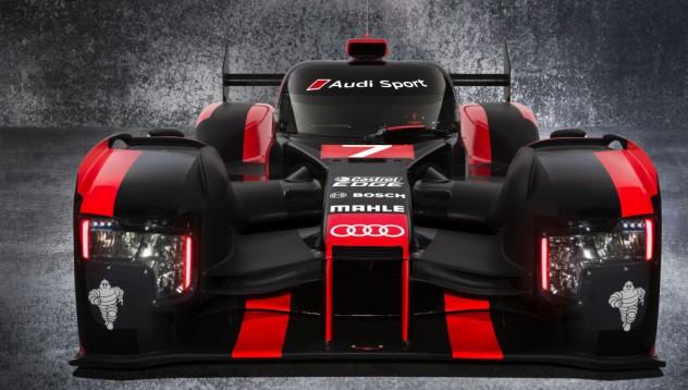 Audi представя R18