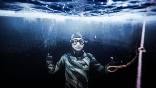 Да се гмурнеш в ледените финландски води