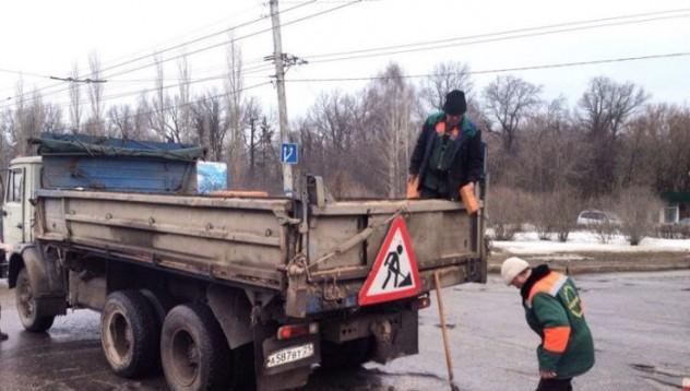 Как руснаците строят пътища