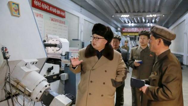 Северна Корея отново прави атомни опити