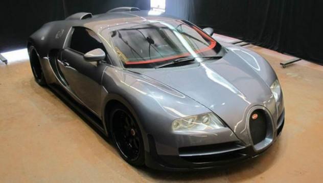 Bugatti Veyron само за 60 000 долара