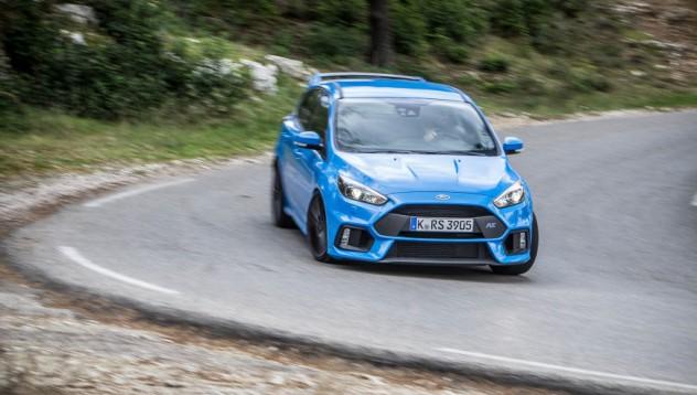 Ford Focus RS превръща всяка капка гориво в емоция