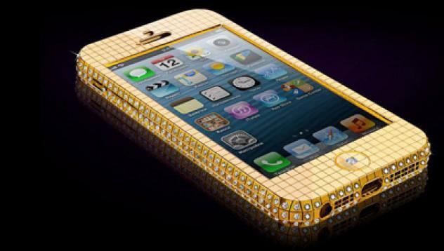 Apple извади злато за 40 милиона долара