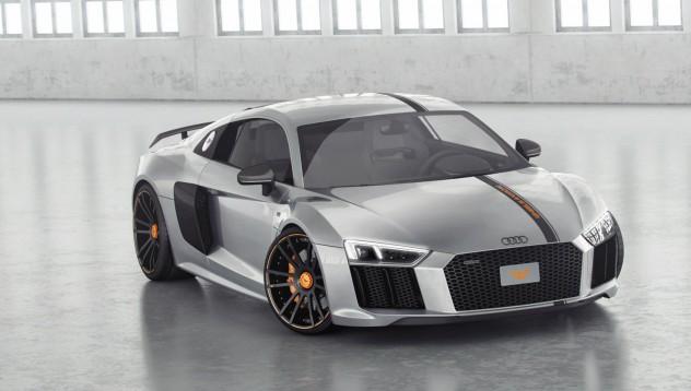 Audi R8 с повече мощност