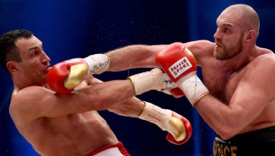 Фюри и Кличко ще изиграят втори мач