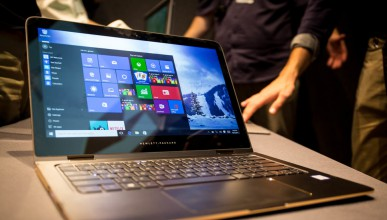 HP Spectre е най-тънкият лаптоп в света