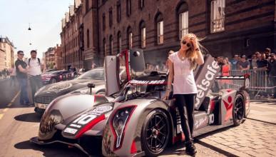 Gumball 3000 с болид от Формула 1