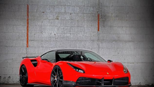 900 конски сили от Ferrari 488 GTB
