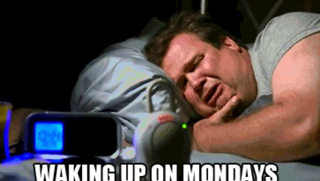 Как да преживеете понеделник