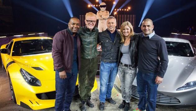 Top Gear идва в края на месеца