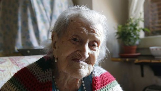 Това е последната жена, родена през 19-и век