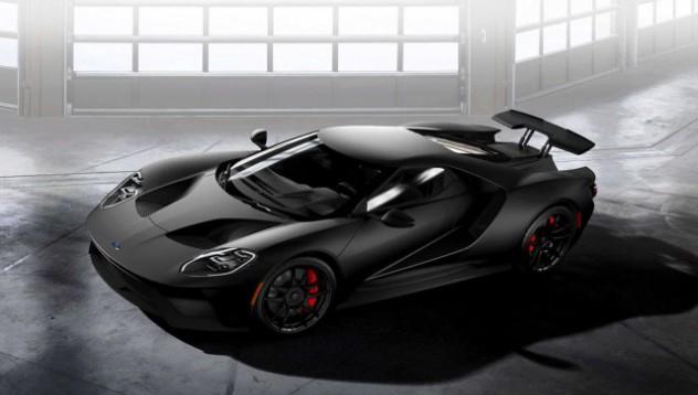 Ford GT ще се предлага с карбонови джанти