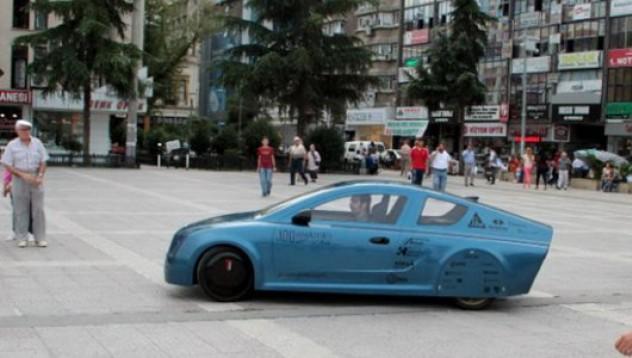 Турция ще произвежда електромобил
