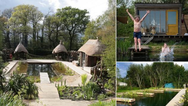 Вече можеш да си направиш истински басейн в задния двор