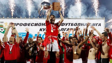 Манчестър Юнайтед купува ЦСКА и го трансферира на острова