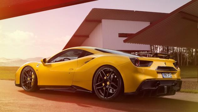 Ferrari със 772 кончета