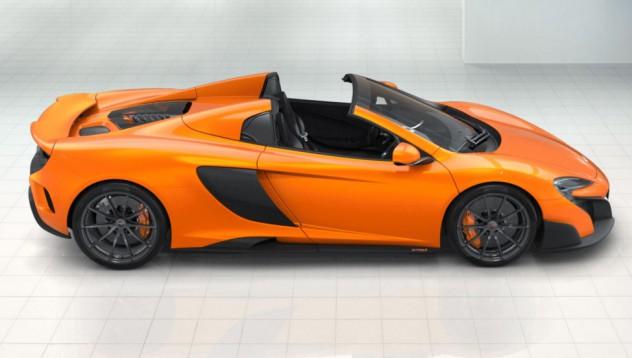McLaren за 500 000 долара