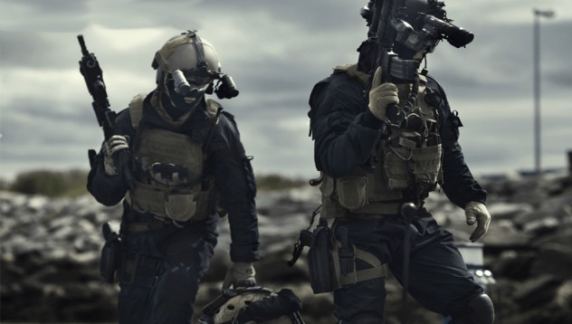 Как са екипирани войниците от различни държави
