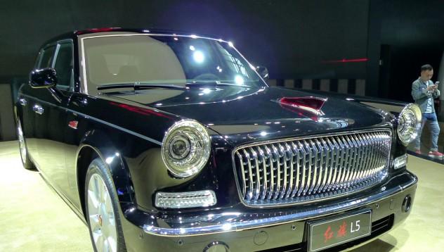 Това е най-скъпата китайска кола