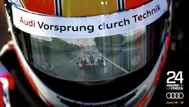 Audi предоставя състезателни костюми
