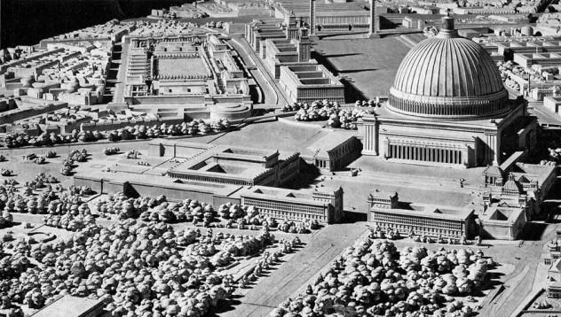 Какви са били плановете на Хитлер за Берлин